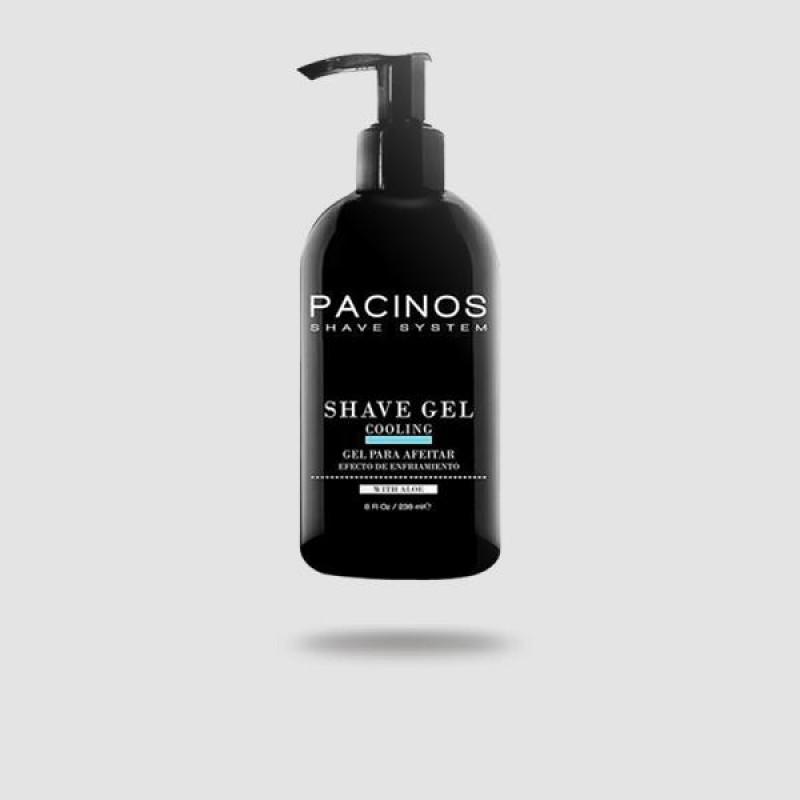 Τζελ Ξυρίσματος - Pacinos - 236 Ml