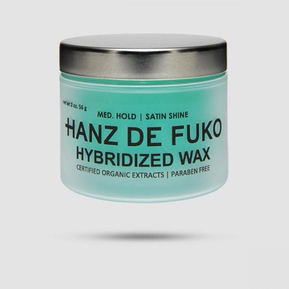 Κερί Για Μαλλιά - Hanz De Fuko - Hybridized Wax 56g