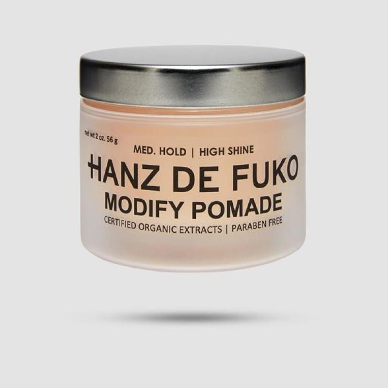 Πομάδα Για Μαλλιά - Hanz De Fuko - Modify Pomade 56g | 2oz.