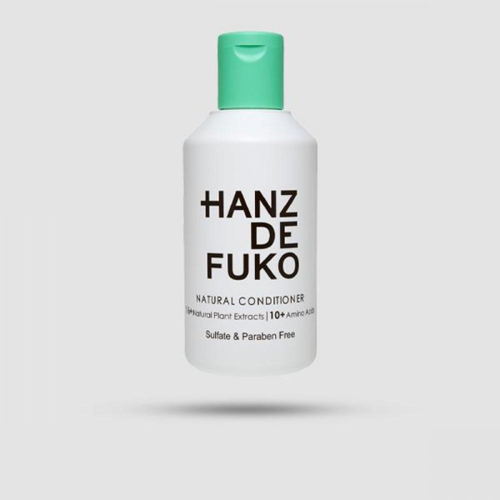 Conditioner - Hanz De Fuko - Natural 237ml / 8oz