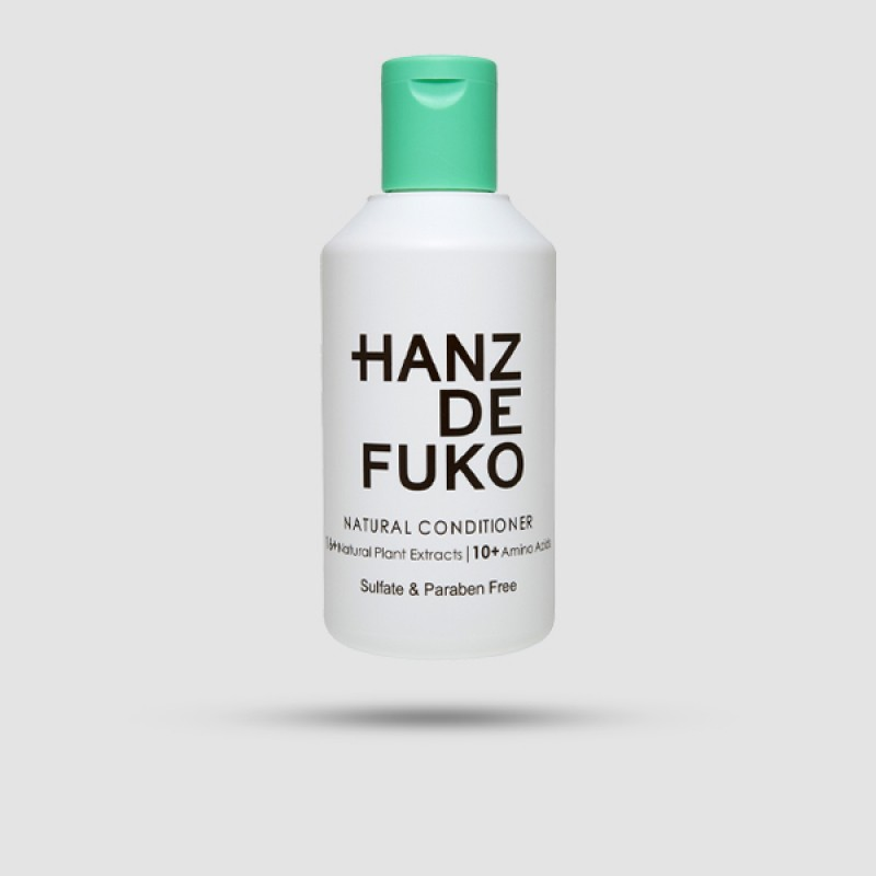 Conditioner - Hanz De Fuko - Natural 237ml / 8oz