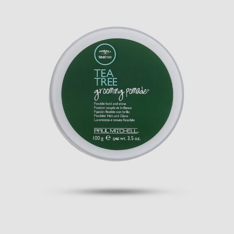 Πομάδα Για Μαλλιά - Paul Mitchell - Tea Tree Grooming Pomade 85gr