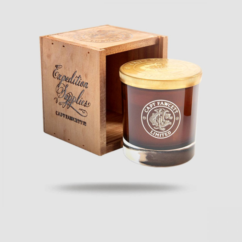 Candle - Captain Fawcett - Luxurious Himalayan Temple Oud Soy 220g