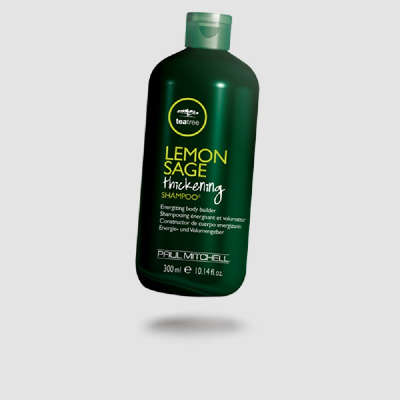 Σαμπουάν Για Μαλλιά - Paul Mitchell® - Lemon Sage Thickening 300ml
