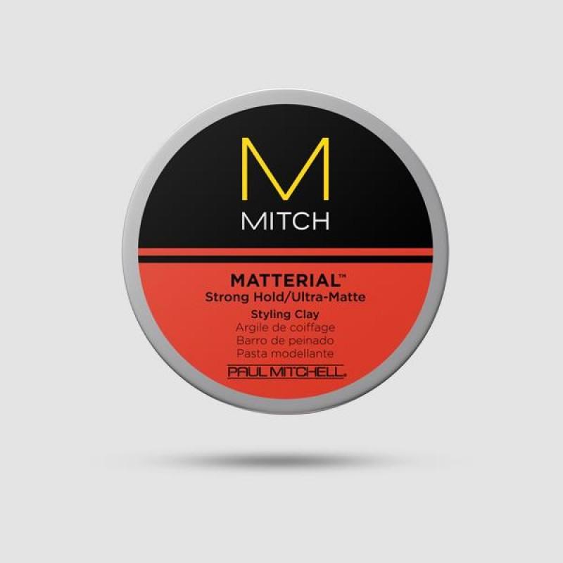 Πηλός Για Μαλλιά - Paul Mitchell® - Matterial 85g