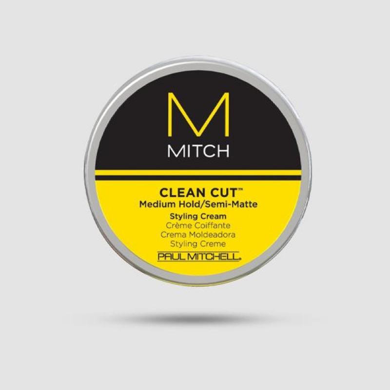 Kρέμα Για Μαλλιά - Paul Mitchell® - Mitch Clean Cut 85g