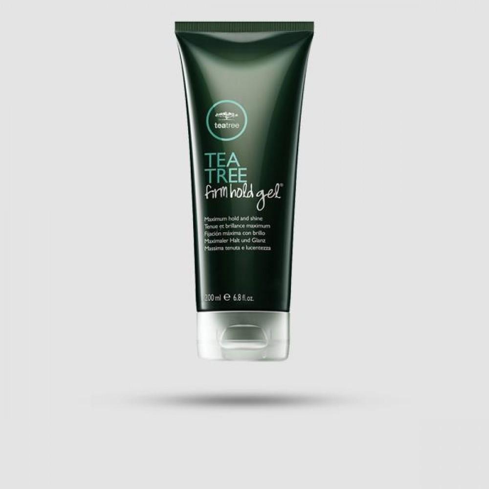 Τζελ Για Μαλλιά - Paul Mitchell® - Tea Tree Firm Hold Gel 200ml