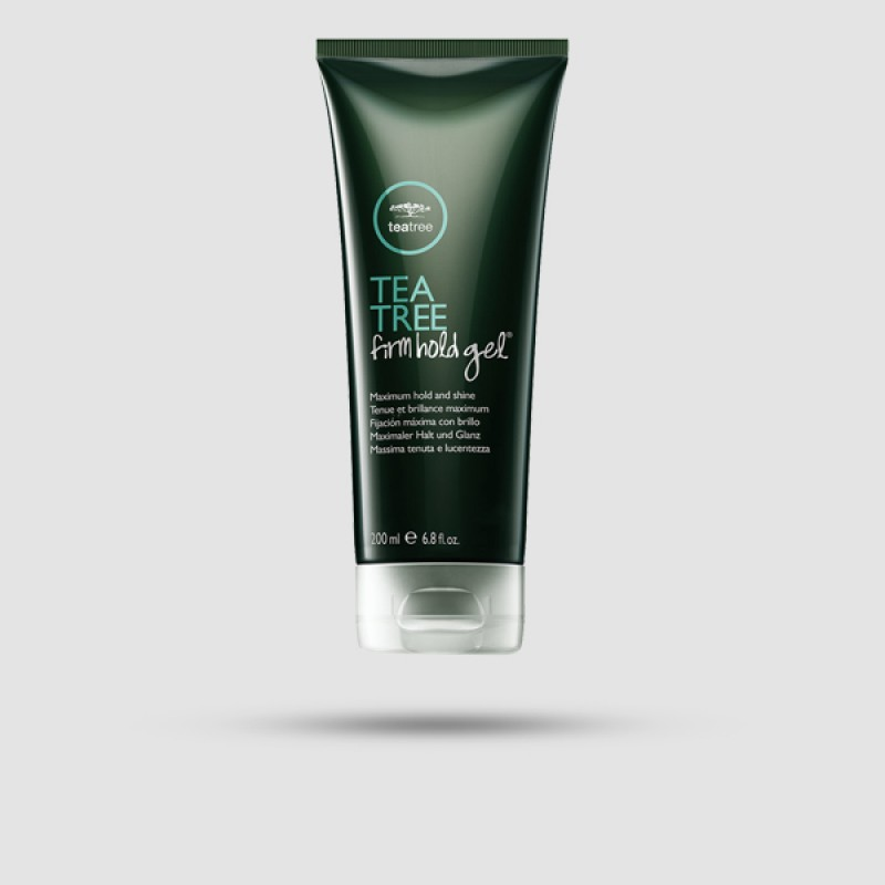 Τζελ Για Μαλλιά - Paul Mitchell® - Tea Tree Firm Hold Gel 200ml