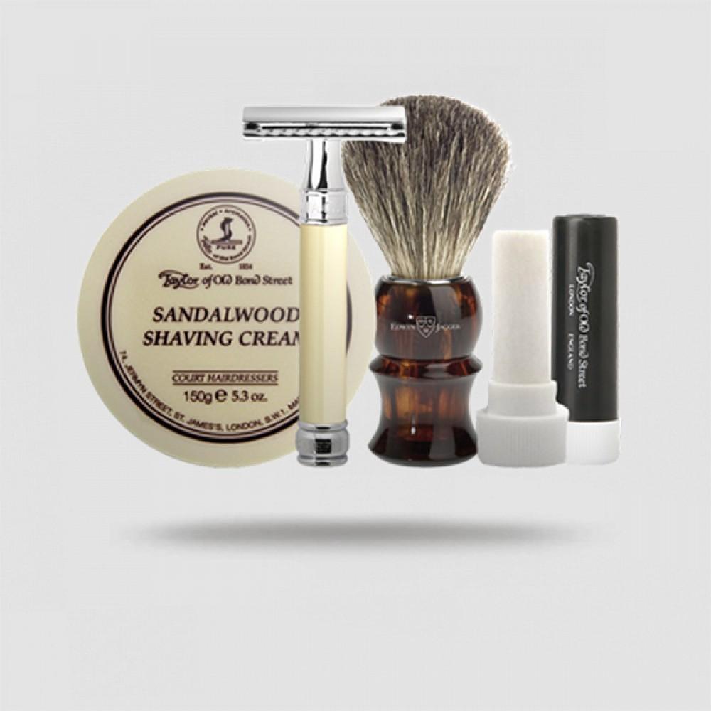 Starter Shaving Kit