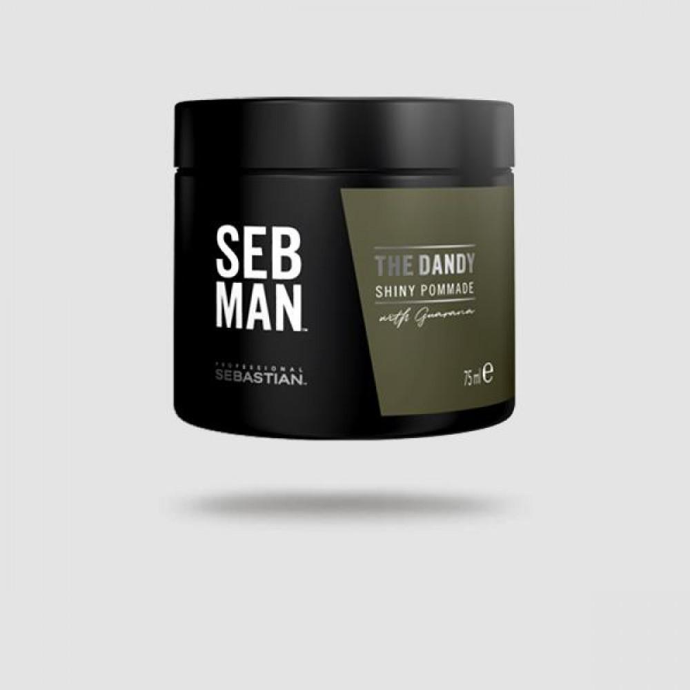 Πομάδα Για Μαλλιά - Sebastian Professional - The Dandy 75ml