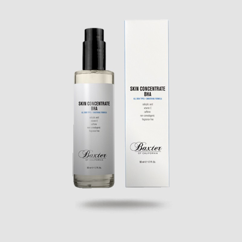 Baxter Of California Skin Concentrate Bha 50ml | 1.7 oz.