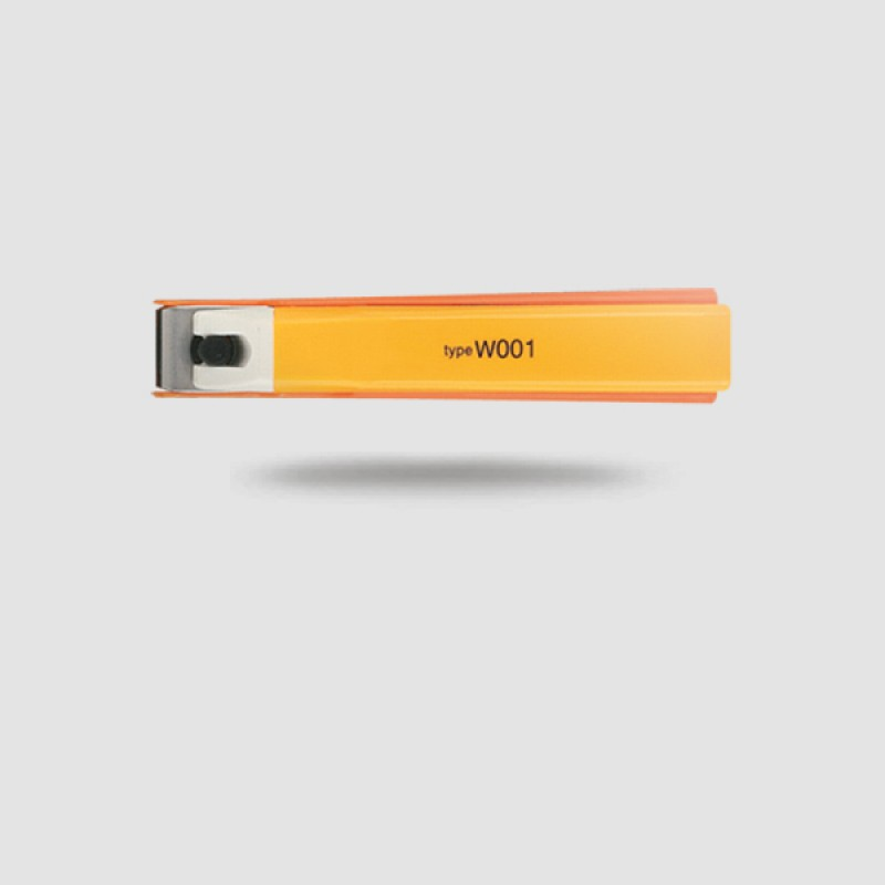 Νυχοκόπτης Νυχιών - Kai - Με Πορτοκαλί Χρώμα (Ke-0109)