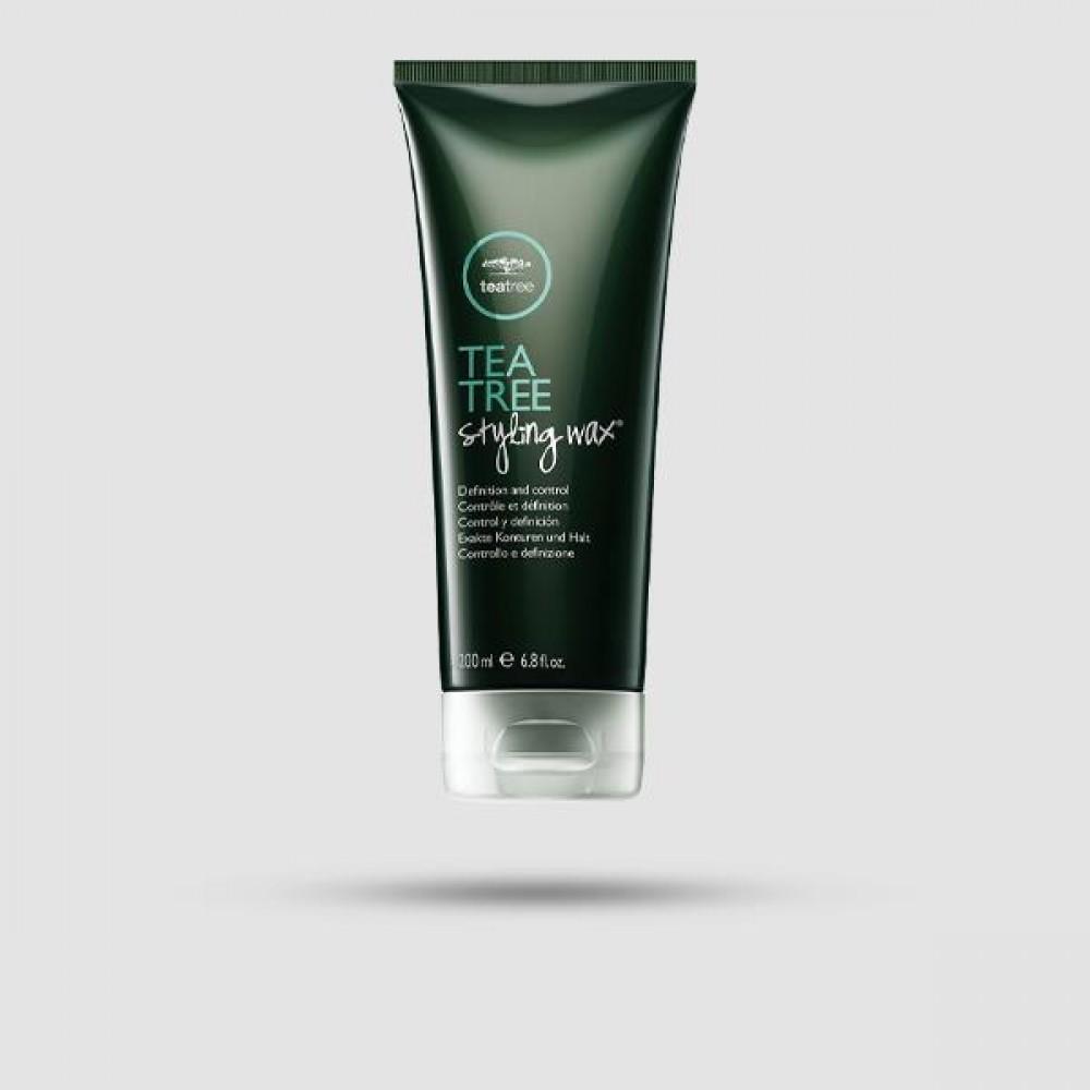 Κερί Για Μαλλιά - Paul Mitchell® - Tea Tree Styling Wax 200ml