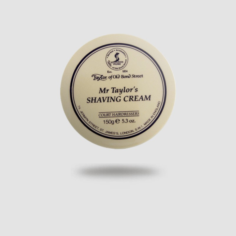 Κρέμα Ξυρίσματος - Taylor Of Old Bond Street - Mr Taylor 150g