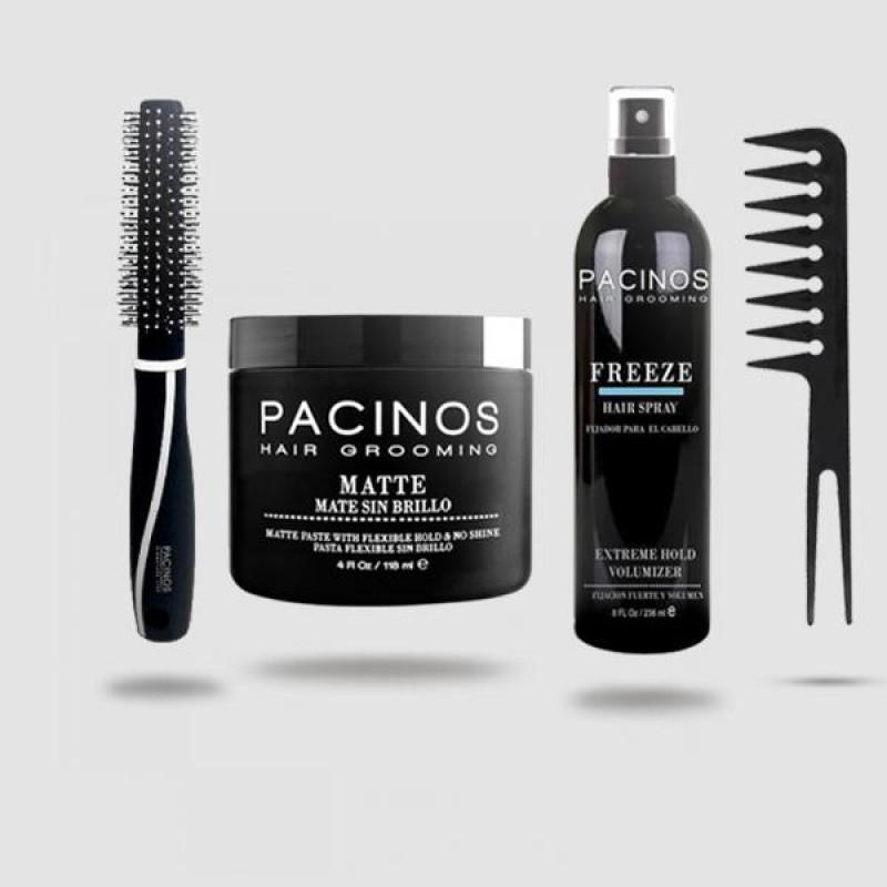 Pacinos Matte Hair Styling Kit