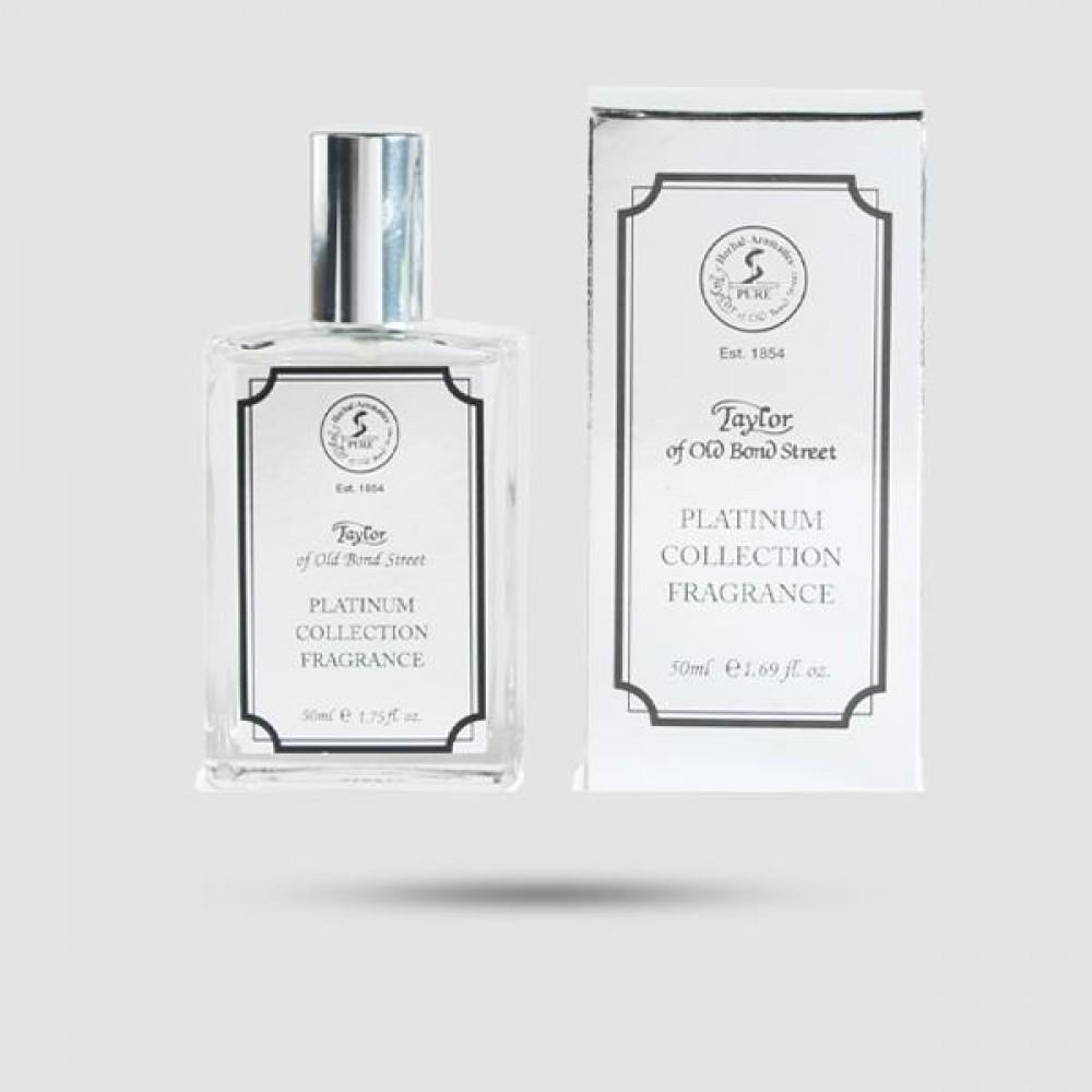 Fragrance - Taylor Of Old Bond Street - Platinum Collection 50ml