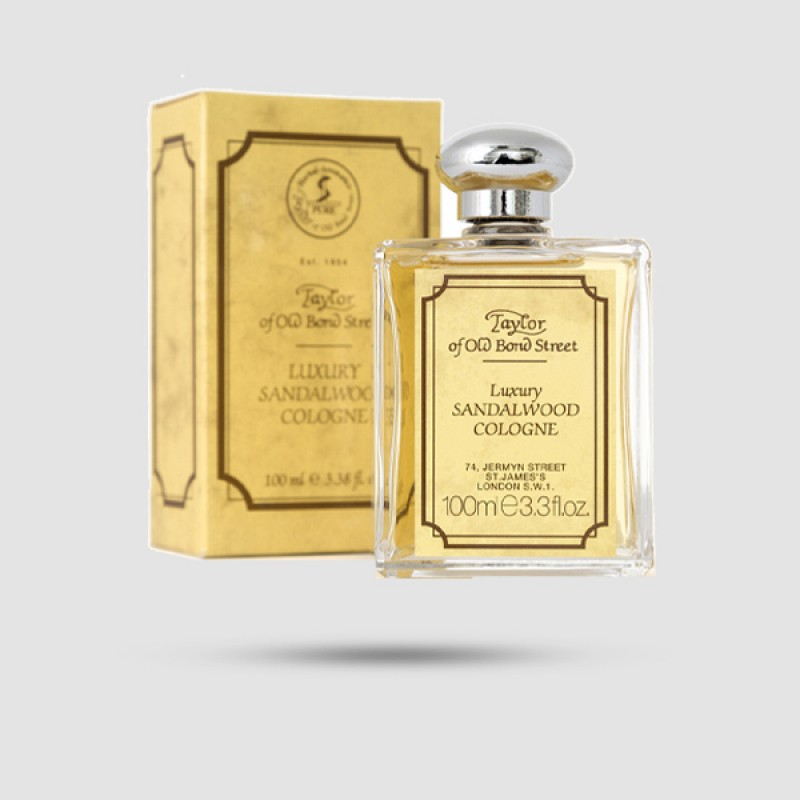 Eau De Cologne - Taylor Of Old Bond Street - Σανταλόξυλο 100ml