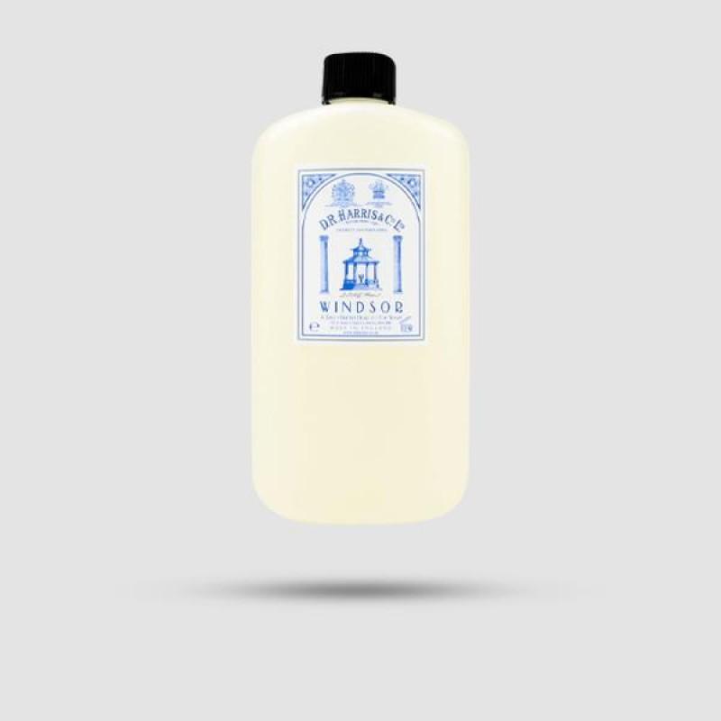 Αφρόλουτρο Σώματος Και Μαλλιών - D.r Harris - Windsor 250ml