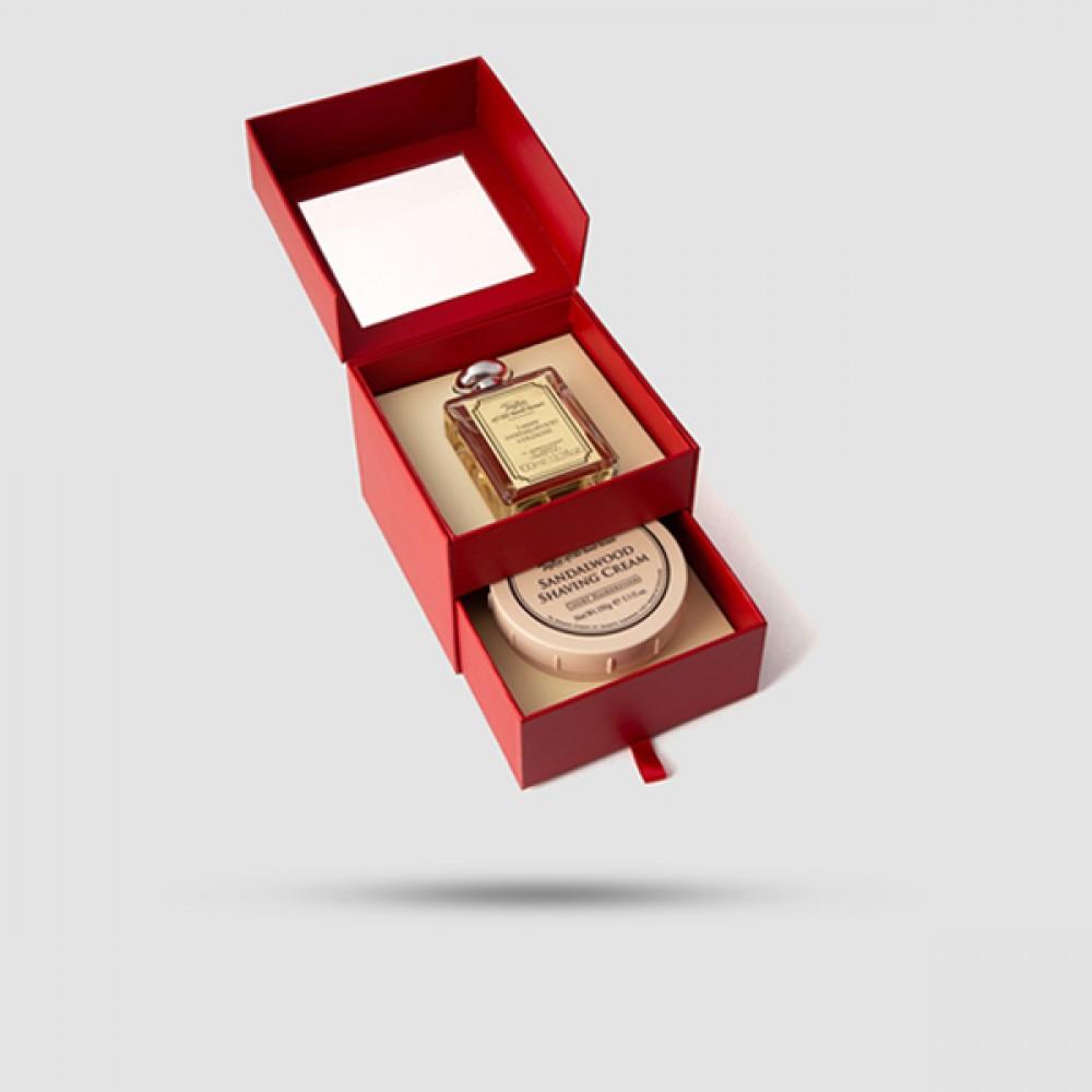 Σετ Ξυρίσματος - Taylor Of Old Bond Street - Aftershave & Κρέμα Ξυρίσματος | Σανδαλόξυλο