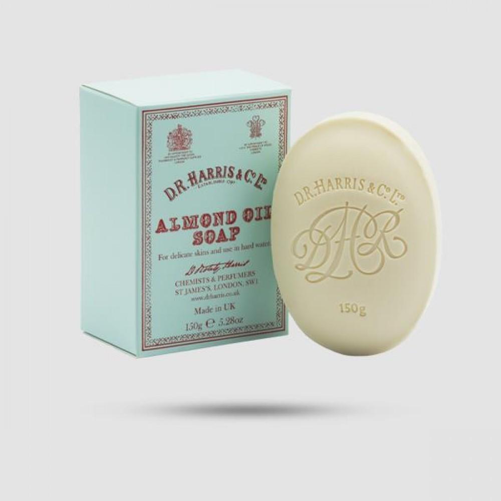 Σαπούνι Για Το Μπάνιο - D. R. Harris - Με Λάδι Αμυγδάλου 150g