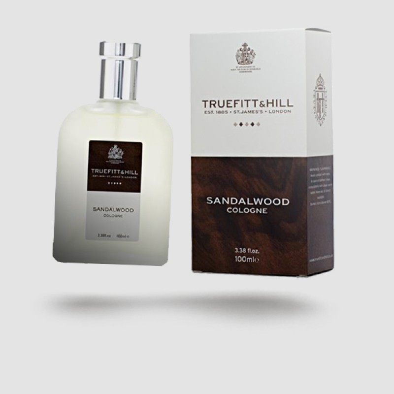 Eau De Cologne - Truefitt And Hill - Άρωμα Σανδαλόξυλο 100ml