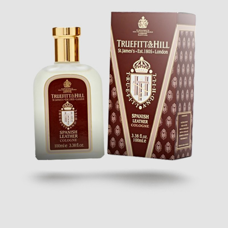Eau De Cologne - Truefitt And Hill - Spanish Leather 100ml