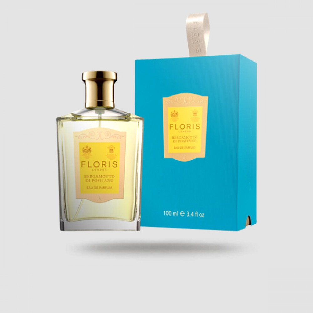 Eau De Parfum - Floris London - Bergamotto Di Positano 100ml