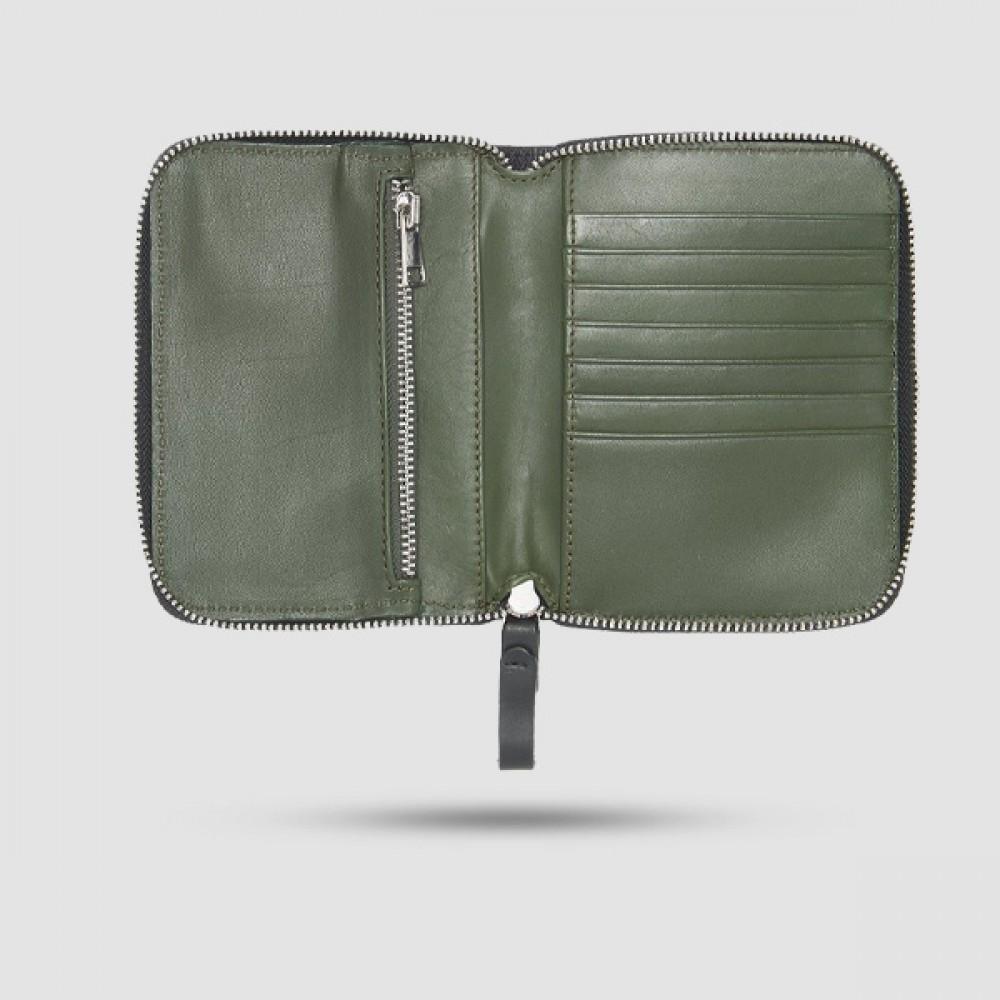Πορτοφόλι Ανδρικό - Sandqvist - Amanda Σε Πράσινο Χρώμα