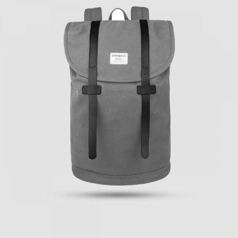 Backpack - Sandqvist - Stig Large  Grey