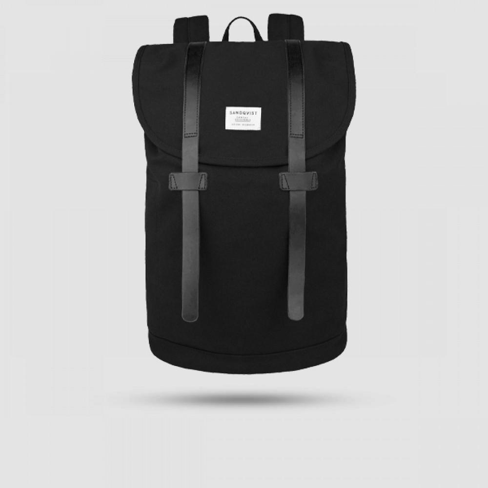Backpack - Sandqvist - Stig Large Black