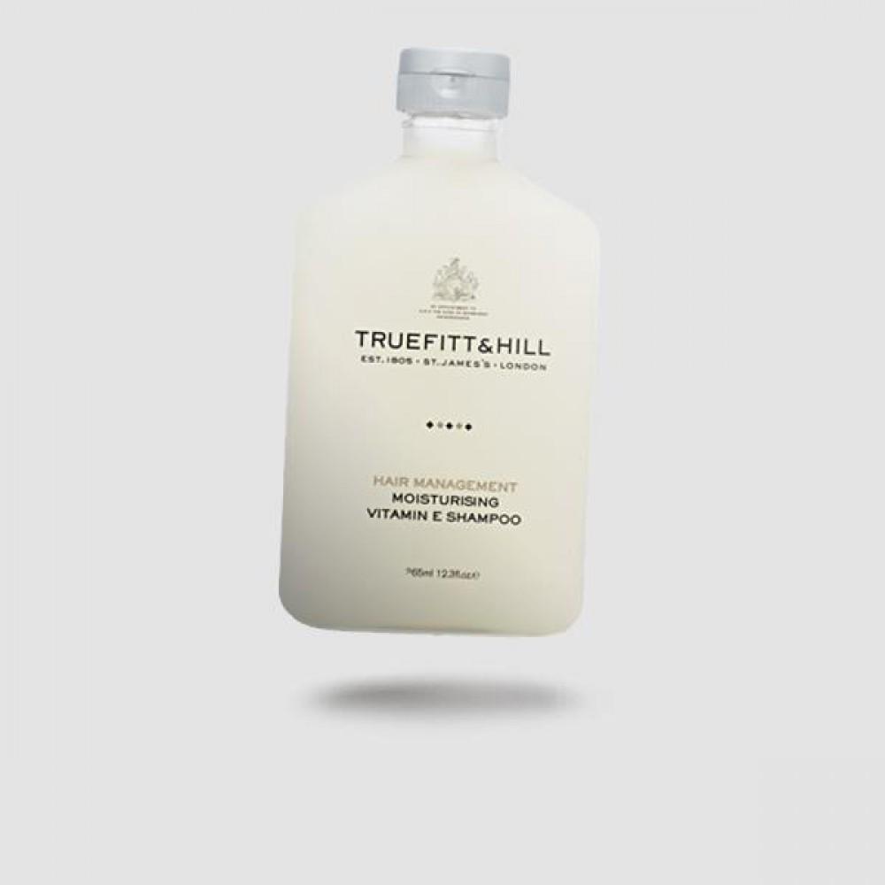Σαμπουάν Για Μαλλιά - Truefitt And Hill - Moisturising Vitamin E 365ml