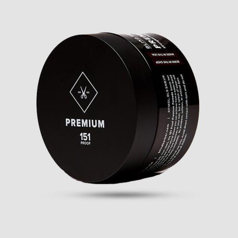 Πομάδα Για Μαλλιά - Blind Barber - 151 Proof Premium Pomade 70g
