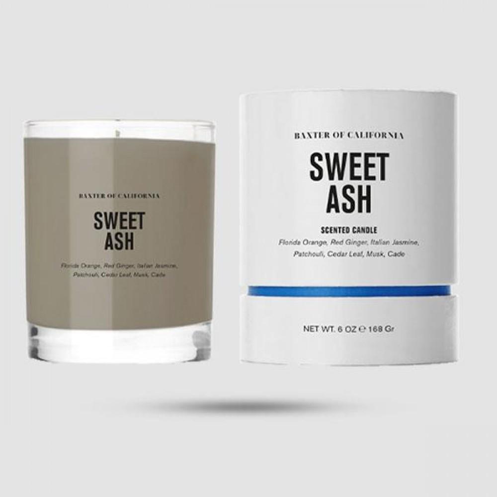 Αρωματικό Κερί Χώρου - Baxter of California - Sweet Ash Candle 168 g | 6 oz