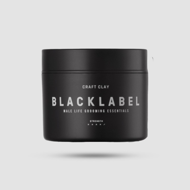 Πηλός Μαλλιών - Black Label - Craft Clay 50ml