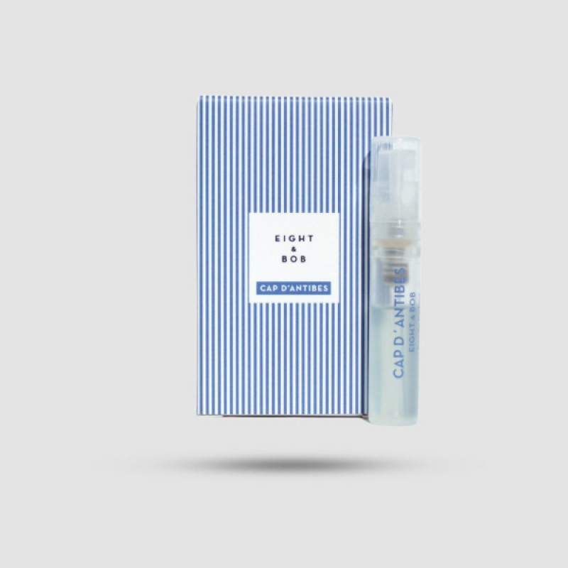 Eau De Parfum - Eight & Bob - Cap D/antibes Sample 2ml