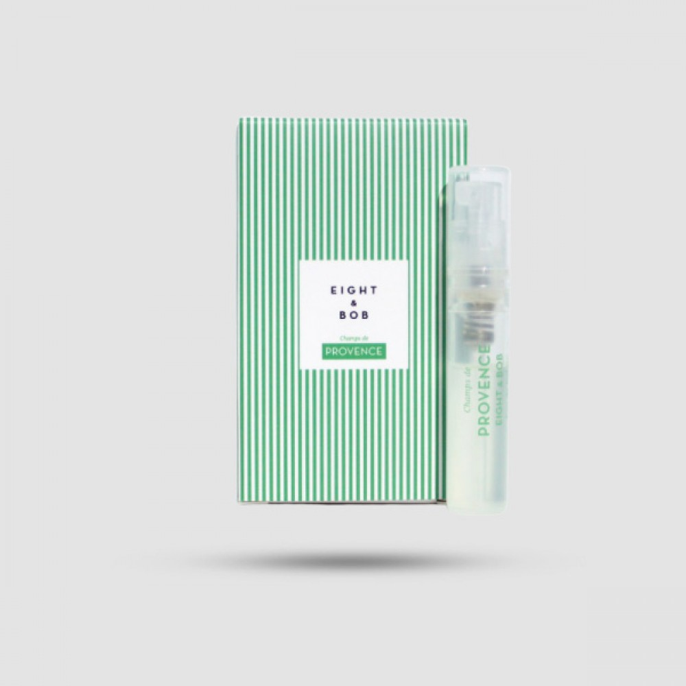 Eau De Parfum - Eight & Bob - Champs De Provence Sample 2ml