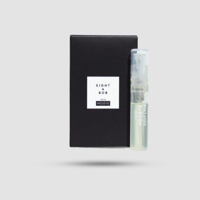 Eau De Parfum - Eight & Bob - Nuit De Megeve Sample 2ml