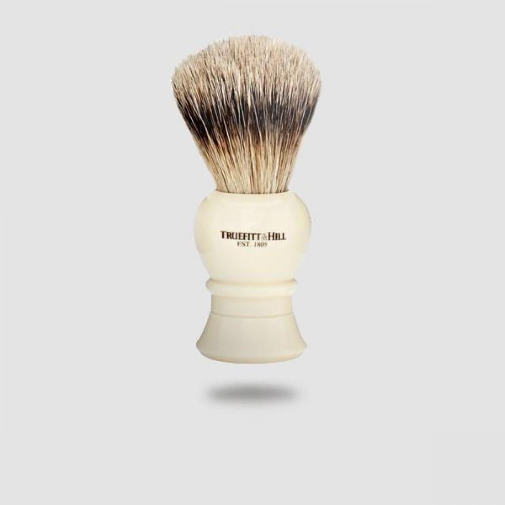 Πινέλο Ξυρίσματος  Ασβού - Super Badger - Truefitt And Hill - Regency   Ivory