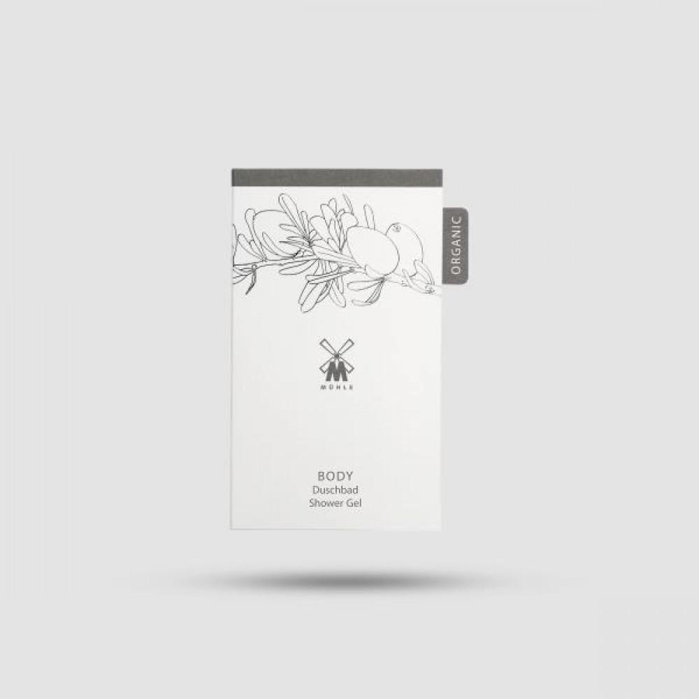 Αφρόλουτρο Σώματος - Muhle - Shower Gel Organic 3 ml