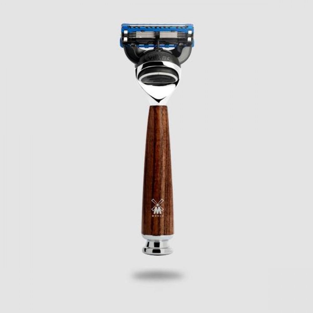 Ξυριστική Μηχανή 5-λεπίδων - Muhle - R 220 F, Gillette® Fusion™