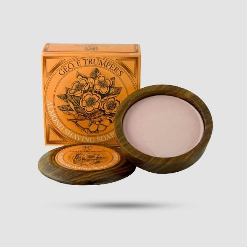 Σαπούνι Ξυρίσματος  - Geo F. Trumper - Αμύγδαλο 80g