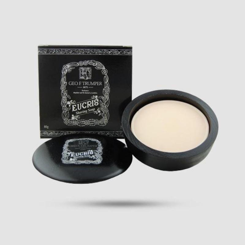 Σαπούνι Ξυρίσματος  - Geo F. Trumper - Eucris 80g
