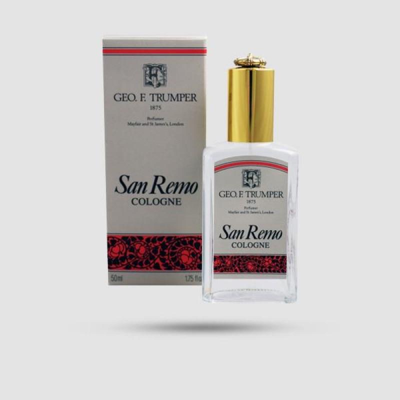 Eau De Cologne - Geo F. Trumper - San Remo 50ml