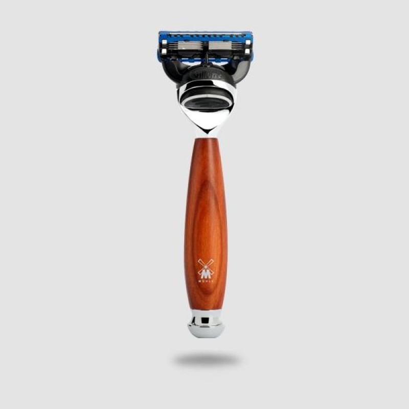 Ξυριστική Μηχανή 5-λεπίδων - Muhle - R 331 F, Gillette® Fusion™