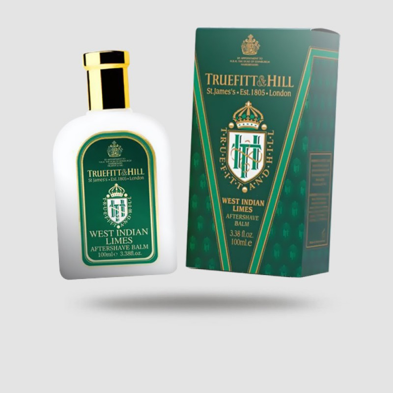 After Shave Balm - Truefitt And Hill - West Indian Limes 100ml