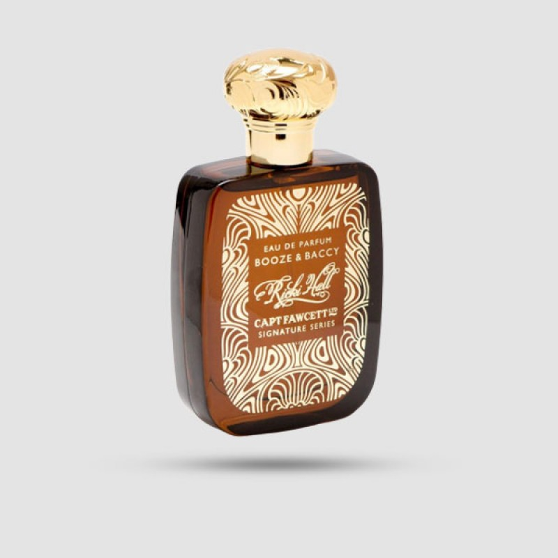 Eau De Parfum - Captain Fawcett - Booze & Baccy by Ricki Hall 50ml