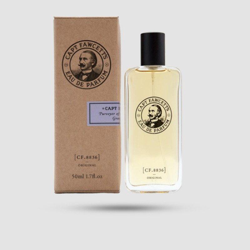 Eau De Parfum - Captain Fawcett - Original 50ml