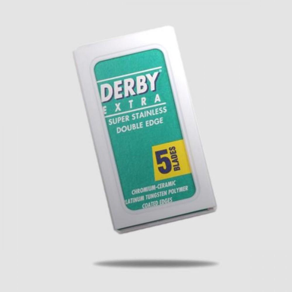 Ανταλλακτικές Λεπίδες Ξυρίσματος - Derby - 1 X 5