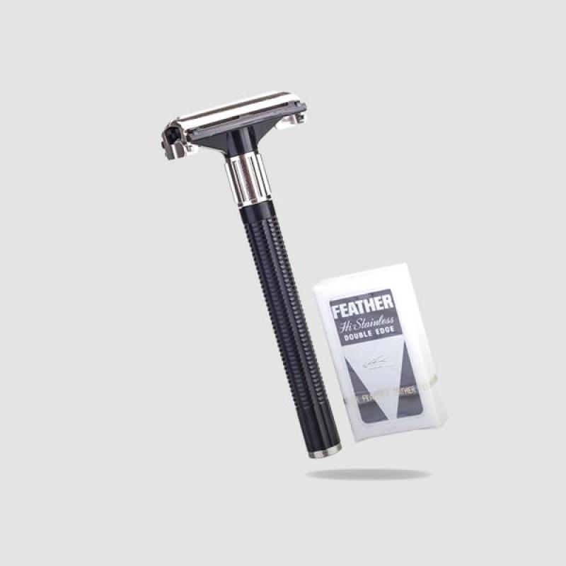 Ξυριστική Μηχανή - Feather Popular - Πεταλούδα