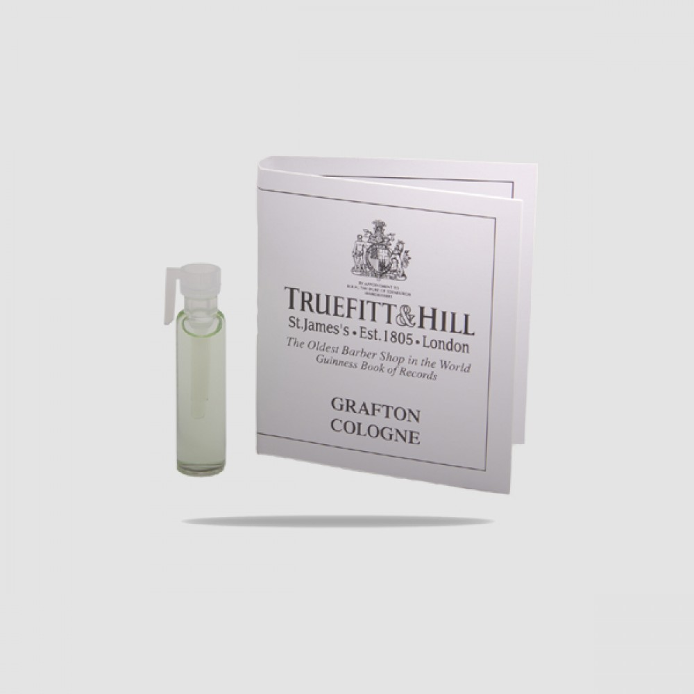 Eau De Cologne - Truefitt And Hill - Grafton Sample 1,5ml